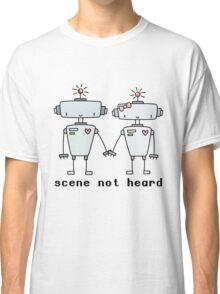 robots heart robots Classic T-Shirt