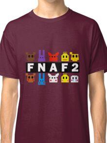 Five Nights At Freddy's 2 Pixel Shirt Classic T-Shirt