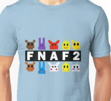 Five Nights At Freddy's 2 Pixel Shirt Unisex T-Shirt