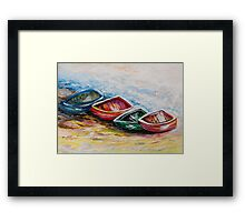 In From the Sea Framed Print