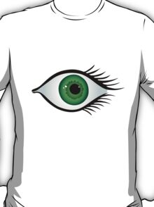 green eye T-Shirt