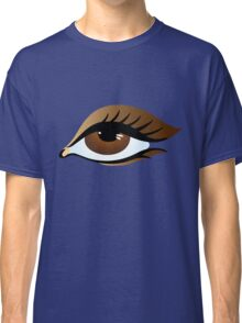 brown eye Classic T-Shirt