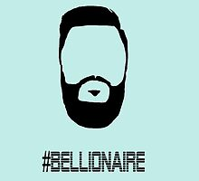 Jon Bellion Head #Bellionaire by Naneoyster