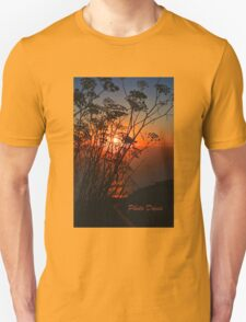 Sunset flower T-Shirt