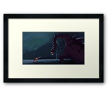 The Hydra Framed Print