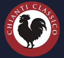 Black Rooster Chianti Classico One Piece - Short Sleeve
