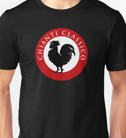 Black Rooster Chianti Classico Unisex T-Shirt