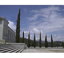 Valley of the Fallen  Spain Photographic Print