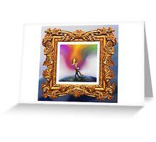 The Definition- Jon Bellion Greeting Card