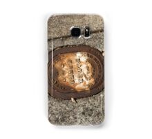 Wabash Indiana Samsung Galaxy Case/Skin