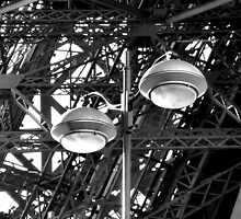 La Tour Eiffel by barbara  heide