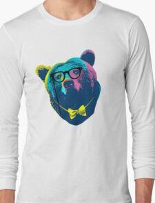 Pop Art I (Papa Bear) Long Sleeve T-Shirt