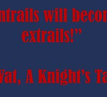 A Knight's Tale by TransparentWolf