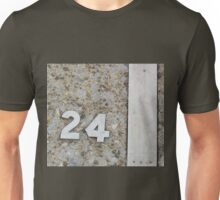 24 on the ground Unisex T-Shirt