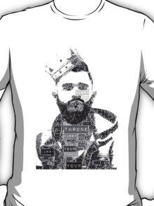 Carry Your Throne-Jon Bellion (Re-edited) T-Shirt
