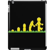 Build Block Walk of Evolution iPad Case/Skin