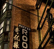 Keefer by John Heil