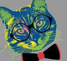Pop Art III (Cool Cat) by LifeSince1987