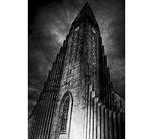 Reykjavik or Mordor Photographic Print