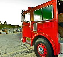Fire Truck in HIGH DEF!! by ArieDee