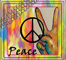 Peace in Every Color by EloiseArt