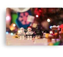 Star Wars Christmas Canvas Print