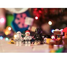 Star Wars Christmas Photographic Print