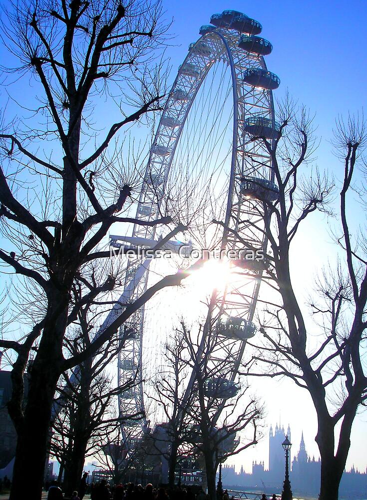 London Eye 12/02/2008 by Melissa Contreras
