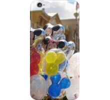 Disney Balloons  iPhone Case/Skin
