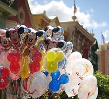 Disney Balloons  by EilidhGill