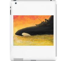 The Orca and Us iPad Case/Skin