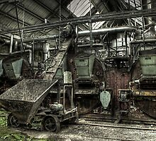 Coal Conveyor by Richard Shepherd