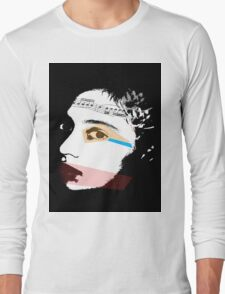 the shape of the music tee T-Shirt