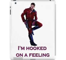 Starlord, Hooked on a Feeling iPad Case/Skin