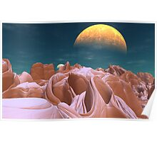 The Bizarre Canyons of Azira Poster