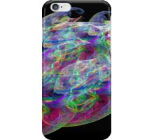 Apophysis Fractal 2 iPhone Case/Skin