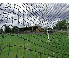 Arden street,North Melbourne, Football Ground Photographic Print
