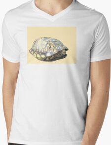 Box Turtle Mens V-Neck T-Shirt