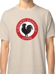Black Rooster Austin Chianti Classico  Classic T-Shirt