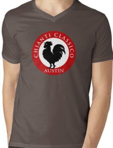 Black Rooster Austin Chianti Classico  Mens V-Neck T-Shirt
