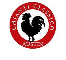 Black Rooster Austin Chianti Classico  Photographic Print