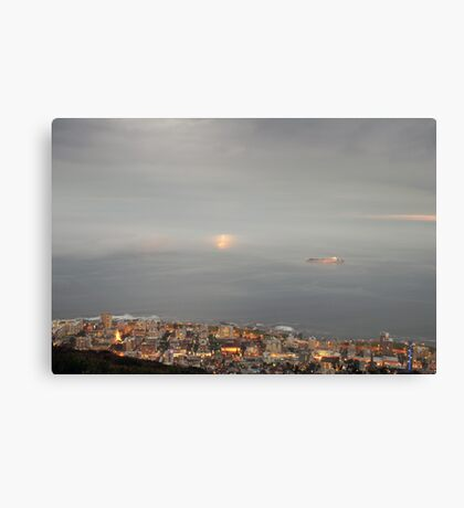 Seapoint  Canvas Print