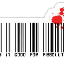 War. What is it good for absolutely nothing. Sticker
