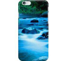 Fluid in Motion iPhone Case/Skin