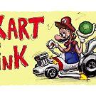 Kart Fink Big Bro! by AvedonArcade