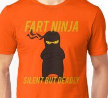 Fart Ninja Silent Deadly Unisex T-Shirt
