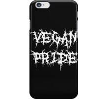 VEGAN PRIDE iPhone Case/Skin