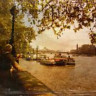 The Thames by Anette Tyler
