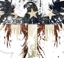 Eagles Become Vultures Sticker