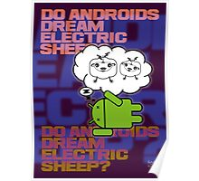 do androids dream electric sheep? Poster